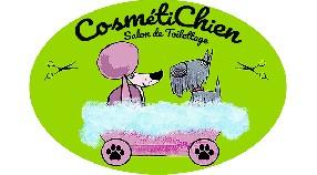 logo CosmétiChien - Salon de Toilettage